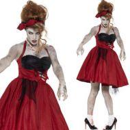Zombie 50s Rockabilly Costume