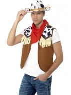 Instant Wild West Kit - Cowboys and Indians