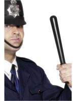 Squeaking Policeman's Truncheon, Black