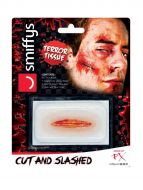Horror Wound Transfer, Cut & Slashed Wound