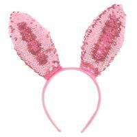 Sequin Easter Bunny Ears