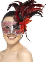 Colombina Crackle Effect Eyemask