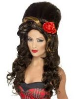 Rehab Wig ,Brown Amy winehouse style