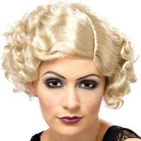 20s Fliry Flapper Wig