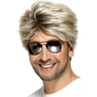 80s Street Wig (george micheal)
