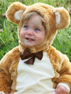 Baby Teddy Bear - Baby, Toddler & Child Costume