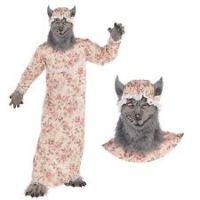 Grandma Wolf - Child Costume
