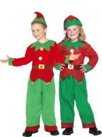 Elf Set - Child Costume