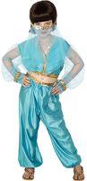 Girls Arabian Princess Costume (jasmine style)