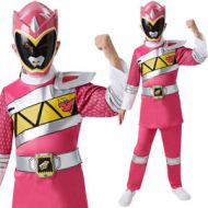 Deluxe Pink Dino Charge Power Rangers Costume