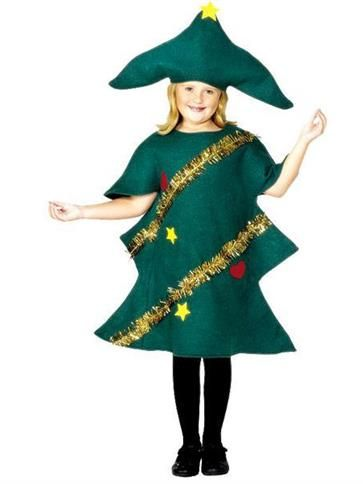 Christmas Tree - Child Costume