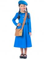 Evacuee Girl - Child Costume