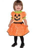 Baby Pumpkin Dress - Baby Costume