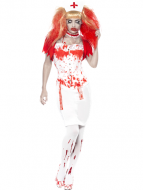 Blood Drip Nurse - Adult Costume