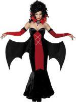 Women's Gothic Manor Vampire Costume