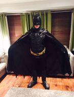 Deluxe Batman to Hire