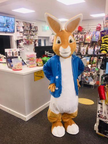 Mr Rabbit (Easter)