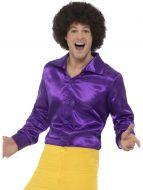 60s Shirt, Purple