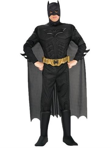 Batman Dark Knight Deluxe Muscle Chest