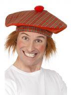 Deluxe Tam-O-Shanter Hat
