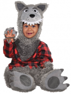 Baby Wolf - Baby Costume
