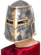 Medieval Crusader Helmet