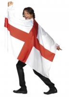 St George/England Wearable Flag