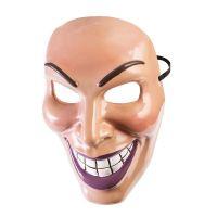 Evil grin purple mask (purge)