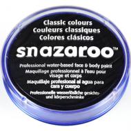 Snazaroo black face paint