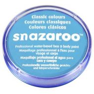 Snazaroo pale blue face paint