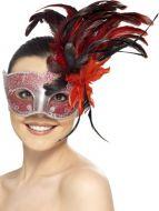 Colombina Crackle Effect Eyemask