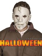 Michael Myers Latex Halloween Mask Horror Masks Fancy Dress Overhead Licensed