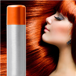 Hair spray, Orange
