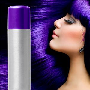 Coloured Hairspray