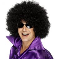 Mega Huge Afro Wig - Black