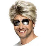 80s Street Wig (george micheal)