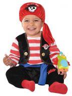 Baby Buccaneer - Baby & Toddler Costume