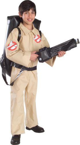 Ghostbuster Children's Costume