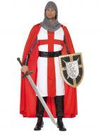 Deluxe St George Hero Costume