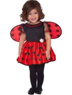 Little Ladybug - Toddler Costume