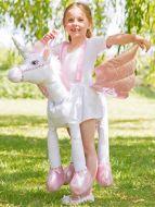 Ride on Unicorn - Child Costume