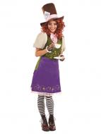Miss Hatter - Adult Costume