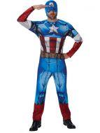 Captain America - Adult Costume