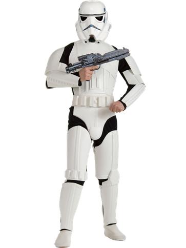 Deluxe Stormtrooper - Adult Costume