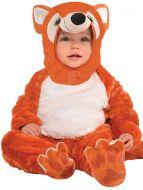Furry Fox - Baby & Toddler Costume